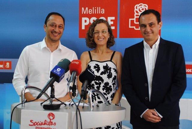 El PSOE Federal crea el Consejo de Política Institucional para Melilla y Ceuta