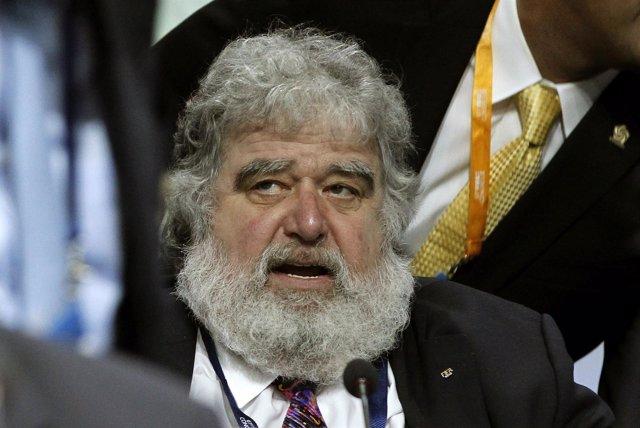 Chuck Blazer, ex miembro del Comité Ejecutivo de la FIFA