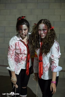 Hallowen, Zombie