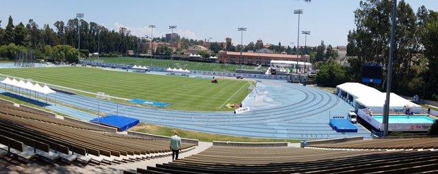 Instalaciones de UCLA