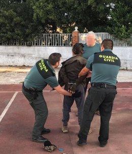 """""""La Guardia Civil Detiene Al Autor De Los Disparos Y Lesiones A Tres Personas En"""