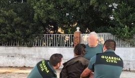 Detenido el varón que agredió a su padre en La Codosera y disparó a otras dos personas