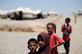 """UNICEF reclama ayuda """"urgente"""" para sanar las """"profundas cicatrices"""" físicas y psicológicas de los niños de Mosul"""