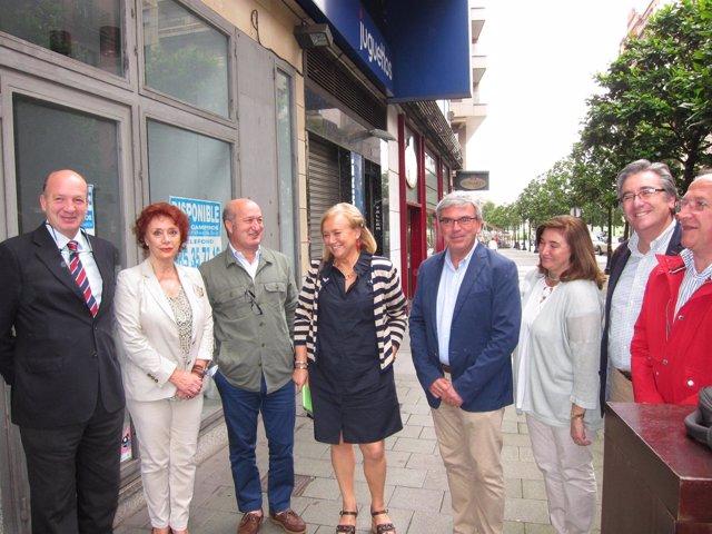 DEsayuno informativo del PP en Gijón