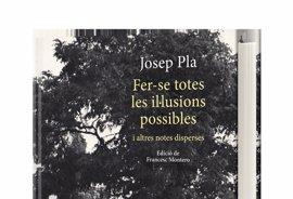 Grup 62 publicará textos inéditos de Josep Pla en noviembre