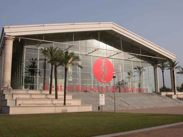 Teatre Nacional De Catalunya (TNC) De Barcelona