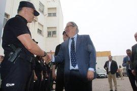 """Zoido respalda las palabras del Rey sobre Gibraltar: """"Coincido absolutamente con ellas"""""""