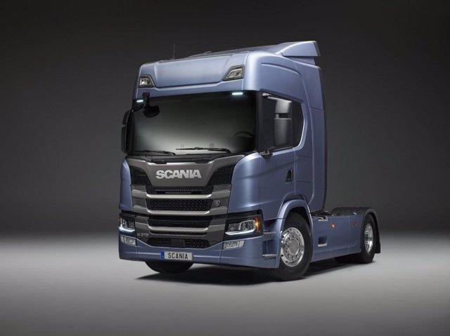 Camión de Scania
