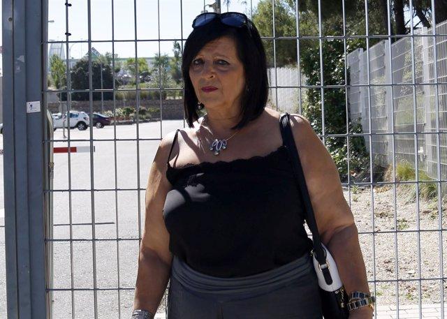 Pilar Abel se somete a una prueba decisiva de ADN para saber si es hija de Dalí