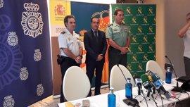 El Gobierno despliega 3.436 efectivos de Policía Nacional y Guardia Civil para reforzar la seguridad en Málaga en verano