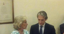 """Cristina Herrera sostiene que """"ve la luz"""" en el AVE extremeño tras la confirmación de los plazos por Fomento"""