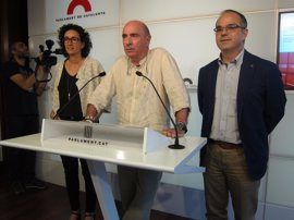 JxSí pagó 17.600 euros por el acto del TNC y desvincula al Govern de su organización