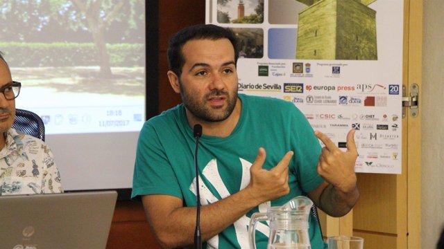 El director de cine Alfonso Sánchez