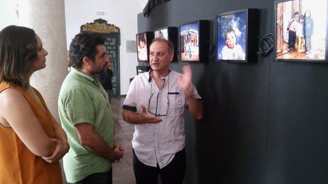 Visita a la muestra 'Refugio. Los ojos de Siria'