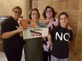 """El PP critica a Ensenyat por permitir """"el cierre de un centro de discapacitados para convertirlo en oficinas"""""""