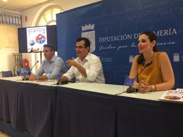 Viator acogerá la última de las fases de selección del Festival de las Minas.
