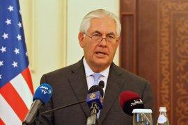 Tillerson pone fin a su gira por el Golfo sin progresos importantes para zanjar la crisis con Qatar