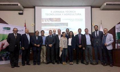 Empresas españolas de la industria auxiliar de la agricultura se promocionan en Perú con el apoyo de Extenda