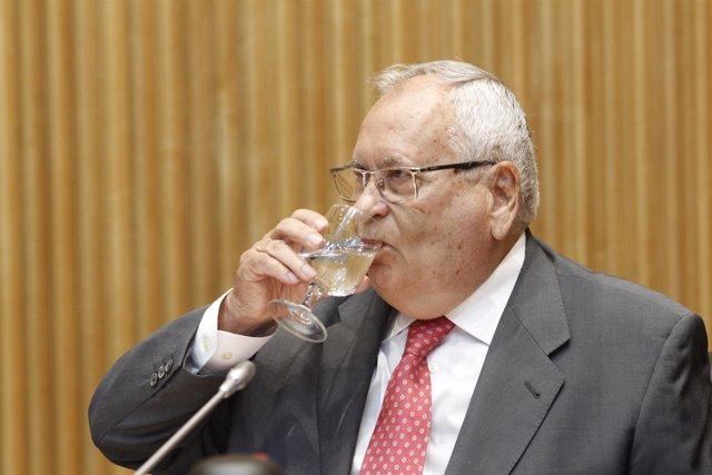 El extesorero del PP Ángel Sánchís comparece en la comisión de investigación