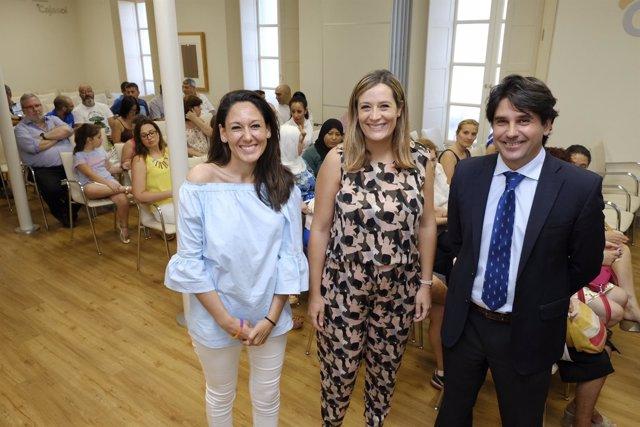 'Sevilla, Territorio De Igualdad'. Nota De Prensa Y Fotografía.