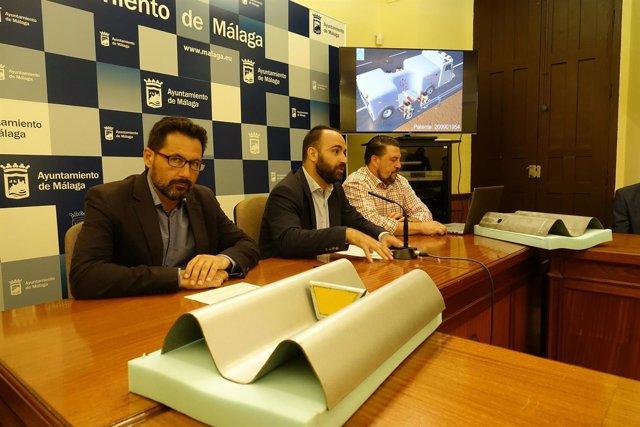 Proyecto de vallas de seguridad en carreteras de titularidad municipal