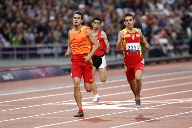 Gerard Descarrega en los Juegos de Río
