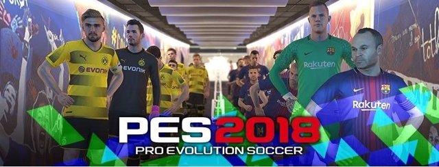 PES 2018, Pro Evolution Soccer 2018