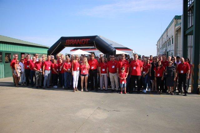 La multinacional Brandt trasladará a Carmona el 90% de su producción