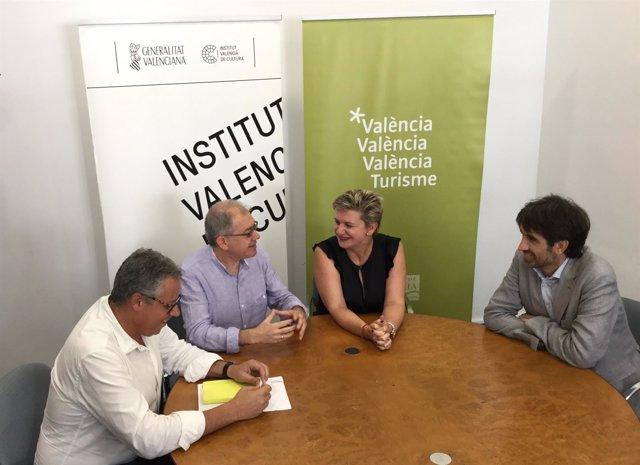 Reunión proyecto Film València