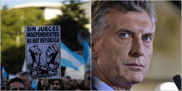 Sindicatos argentinos denunciarán a Macri