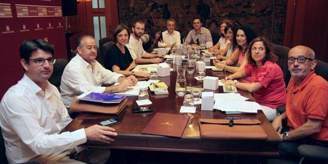 Reunión de la Red de Juderías de España