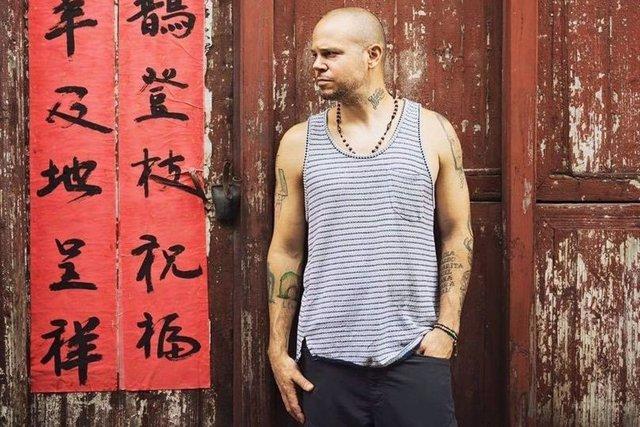 El artista puertorriqueño 'Residente', ex Calle 13