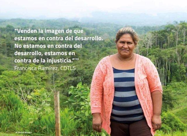 Francisca Ramírez