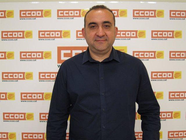 Javier Pacheco (CC.OO. De Catalunya)