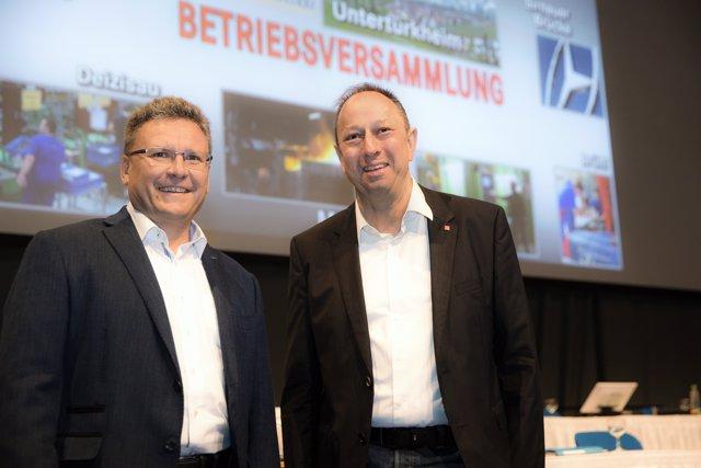 Mercedes-Benz fabricará baterías para coches eléctricos en Untertürkheim