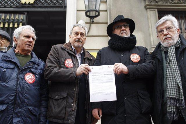 La Unión de Jubilados y Pensionistas de UGT (UJP-UGT)