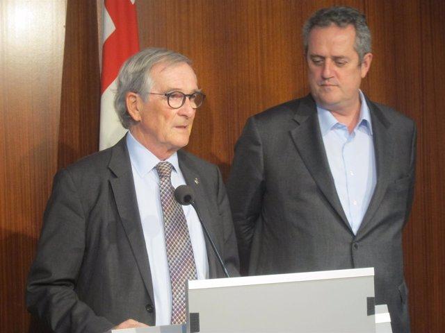 Xavier Trias, Joaquim Forn, PDeCAT