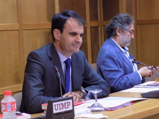 El juez Pablo Ruz en la UIMP