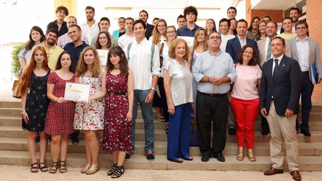 La UPO concede siete premios en IX Concurso de Ideas y Proyectos Emprendedores