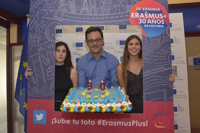 30 Aniversario Erasmus