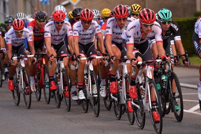 Alberto Contador Trek-Segafredo Tour Francia