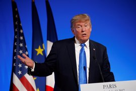 """Trump defiende a su hijo y alega que es """"muy habitual"""" investigar a rivales políticos"""