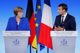 Francia y Alemania acuerdan mejorar su cooperación en defensa, educación y el sector empresarial