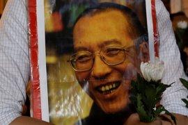 Francia, Alemania y Reino Unido piden a China que permita a la viuda de Liu Xiaobo moverse con libertad