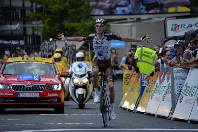 Romain Bardet, ciclista