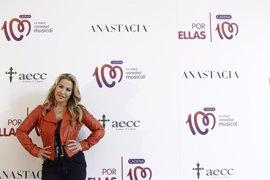 Anastacia actuará este viernes en el Festival de Cap Roig con 'sold out'