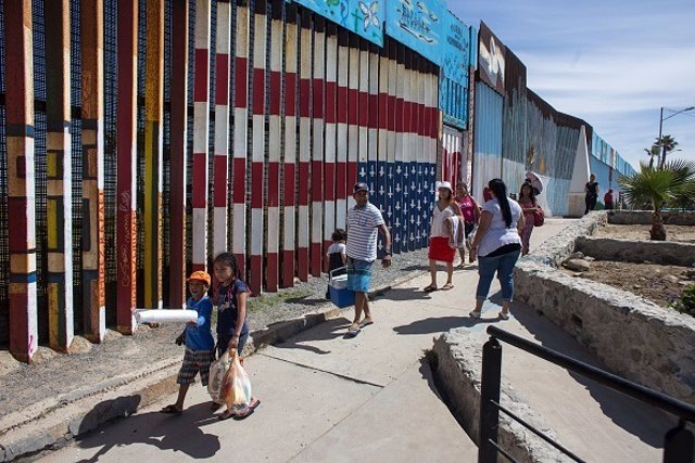 Frontera Mex-USA