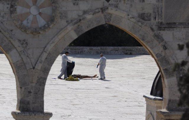 Tres heridos tras ser tiroteados en Jerusalén