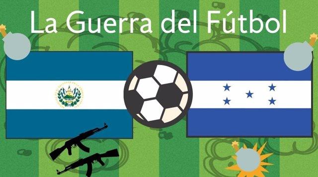 La Guerra del Fútbo entre Honduras y El Salvador