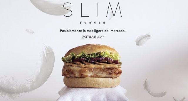 SLIM BURGER